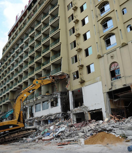 武汉房屋拆除工程案例
