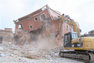 武汉市房屋拆除施工管理暂行办法