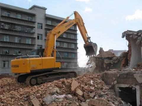钻孔工具在拆除工程中必不可少